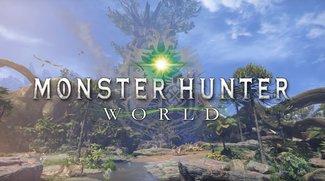 Monster Hunter World: Capcom verspricht nahtlose Multiplayer-Erfahrung