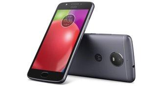 Motorola Moto E4: Einsteiger-Smartphone für kleines Geld