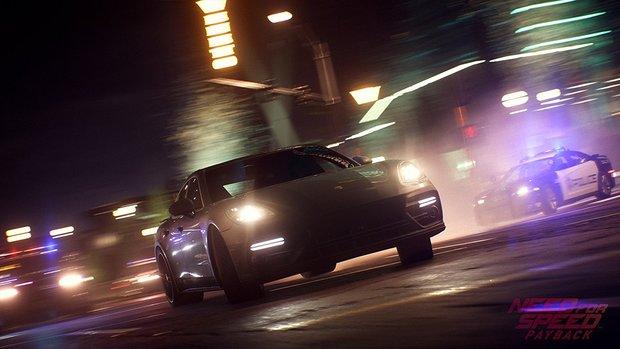 Need for Speed Payback: Autos und Liste aller Hersteller