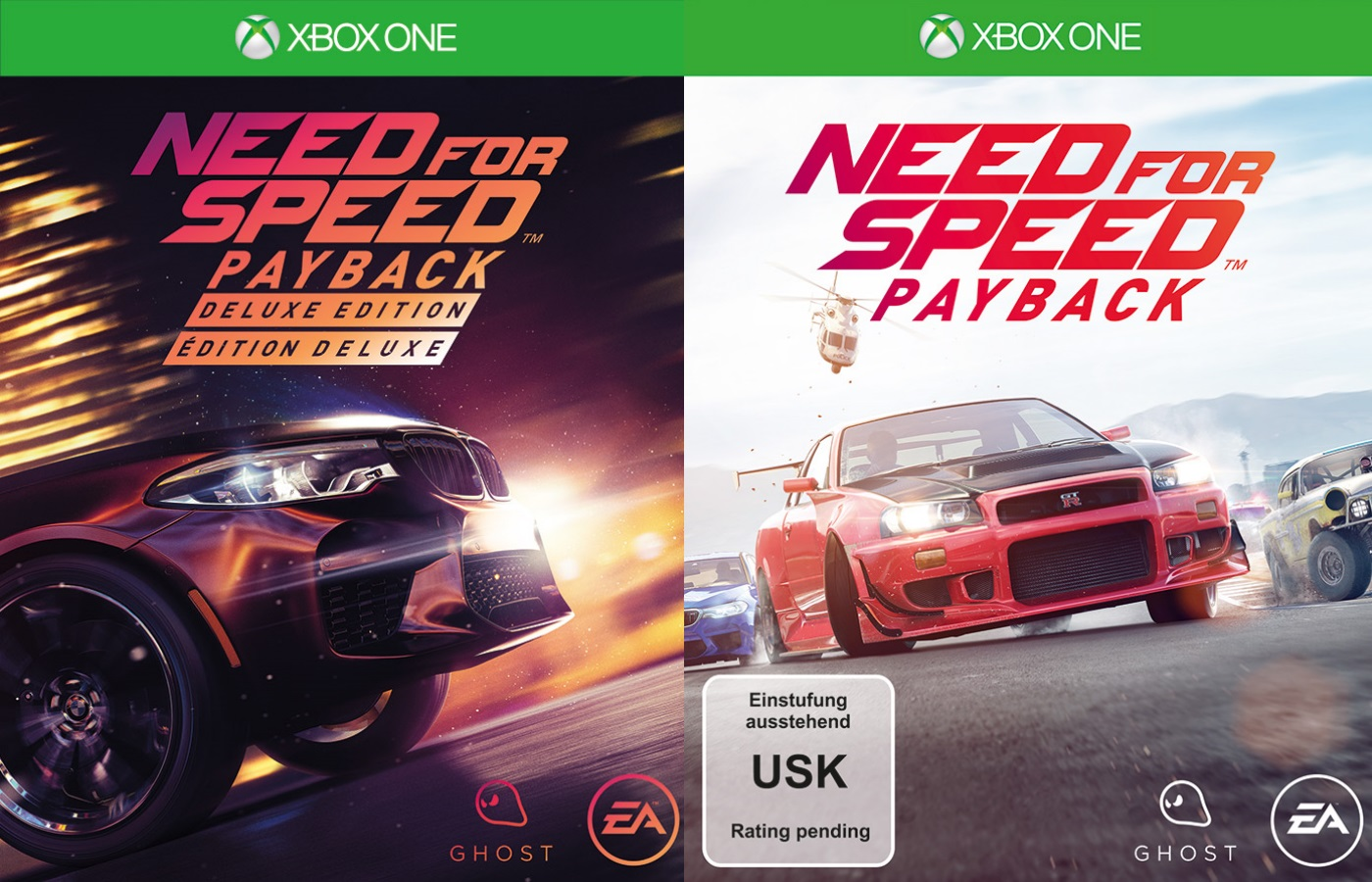 need for speed payback vorbestellen editionen und vorbestellerboni giga. Black Bedroom Furniture Sets. Home Design Ideas