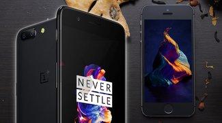OnePlus 5 Wallpaper: Jetzt schon vor Markstart downloaden
