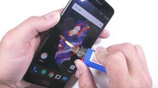 OnePlus 5 im Härte-Check: Wie robust ist das Smartphone wirklich?