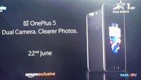 OnePlus 5 im Werbespot enthüllt – zwei Tage vor der Vorstellung
