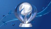 PlayStation 4: Sony stellt 12 kinderleichte Platin-Trophäen vor