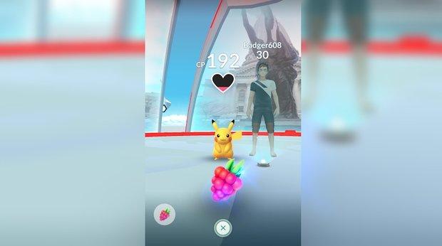 Pokémon GO: Motivation von Pokémon in Arenen erhöhen - so gehts