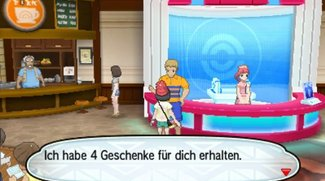 Pokémon Sonne und Mond: Passwort-Liste für alle Geschenke