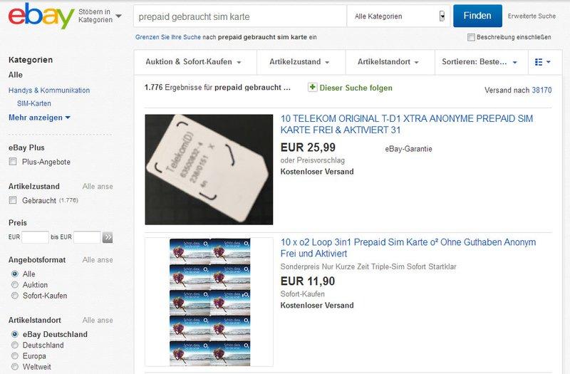 Anonymes Konto Ohne Ausweis Kaufen