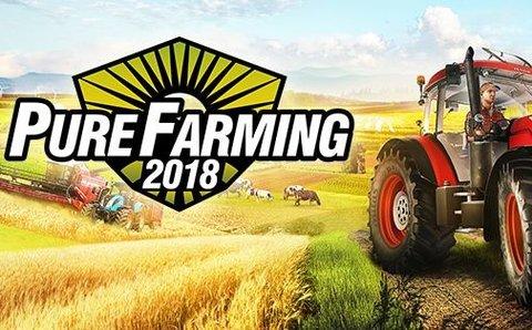 Techland kündigt Pure Farming 2018 an