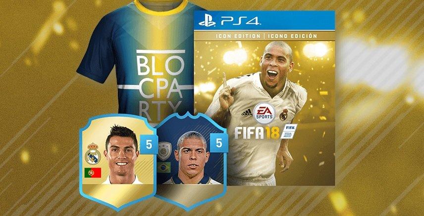 FIFA 18 Editionen Vorbesteller