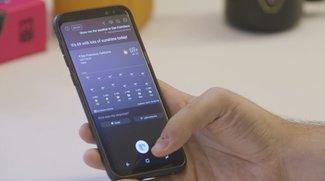 Bixby Voice: Sprachassistent des Galaxy S8 geht an den Start – und zeigt noch viel Nachholbedarf