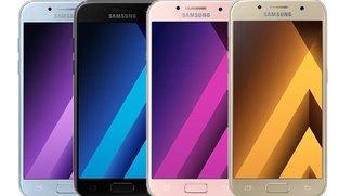 Samsung Galaxy S8 und A3 (2017) deutlich reduziert bei Saturn und MediaMarkt