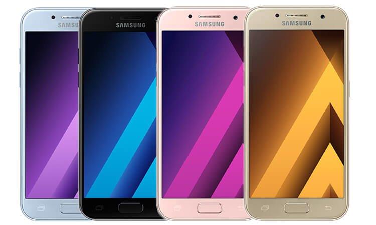 Samsung Galaxy S8 Und A3 2017 Deutlich Reduziert Bei Saturn Und