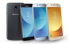 Galaxy J3, J5 und J7 (2017):...