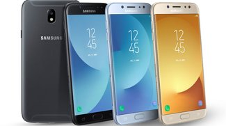 Galaxy J3, J5 und J7 (2017): Samsungs neue Einsteiger-Smartphones ab sofort erhältlich
