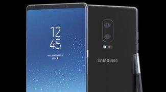 Noch früher: Vorstellung des Galaxy Note 8 schon am 23. August?