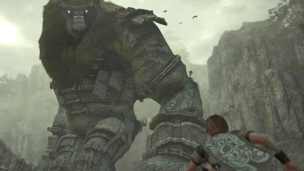 Shadow of the Colossus: PS4-Umsetzung wird Remake mit neuer Steuerung