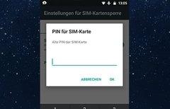 Samsung: PIN ändern (Galaxy...