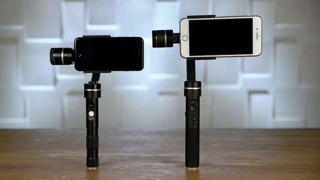 Filmen mit dem Smartphone: Feiyutech-Gimbals SPG Live und G4 Pro ausprobiert