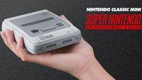 SNES Classic Mini vorbestellen: Alle Infos zum Vorverkaufsstart (Update)