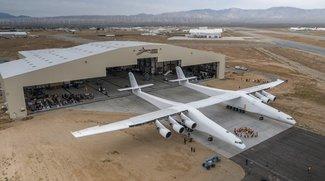 Raumfahrt-Pläne: Microsoft-Gründer baut das größte Flugzeug der Welt
