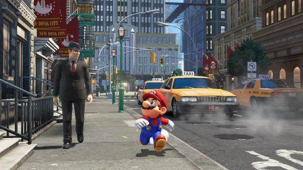 Super Mario Odyssey: Miyamoto war erst nicht überzeugt