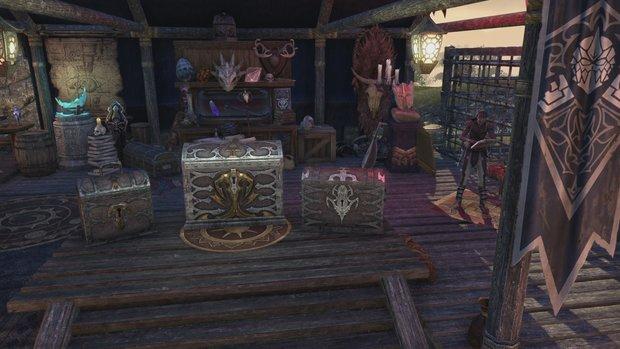 TESO: Morrowind - Vvardenfell mit allen acht Schatztruhen
