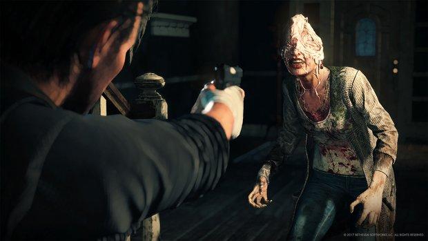 The Evil Within 2: Resident Evil-Schöpfer nicht mehr als Director beteiligt