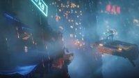 "The Last Night: E3-Trailer zum ""Post Cyberpunk""-Abenteuer"