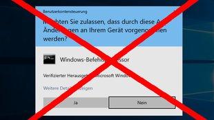 Windows 10 Temporäres Profil