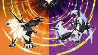 Pokémon UltraSonne und UltraMond: Neue Pokémon-Spiele für Switch und 3DS
