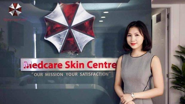 Resident Evil: Vietnamesische Klinik nutzt Logo der Umbrella Corp.