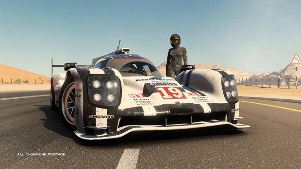 Forza Motorsport 7: Preload-Phase endet im Chaos