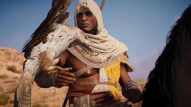 Assassin's Creed - Origins: So viel größer ist die Spielwelt als die von Syndicate