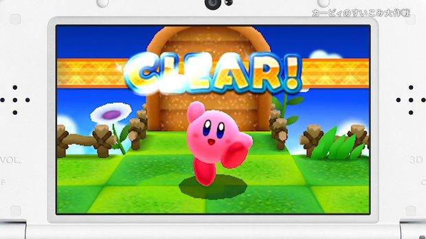 Kirby's Blowout Blast: Veröffentlichung schon in wenigen Tagen