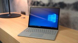 Surface Pro (2017) und Laptop: Schwaches Interesse an neuen Microsoft-Produkten?