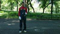 Super Mario: Hololens-Version im Central Park gespielt