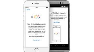 Von Android zu iOS wechseln – so gehts