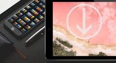 Neue Apple-Wallpapers von iOS 10.3.3 und vom iPad Pro