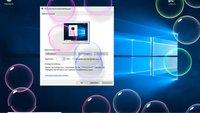 Windows 10: Bildschirmschoner aktivieren & ausschalten – so geht's