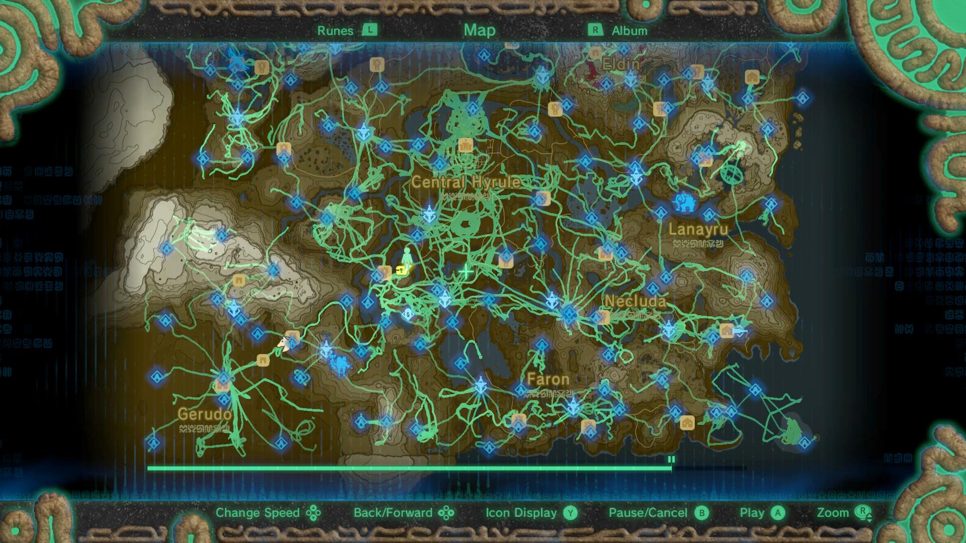 Zelda Krog Karte.Zelda Breath Of The Wild Dlcs Vom Erweiterungspass Kaufen Und Infos