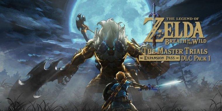 Euch erwarten neue Aufgaben im DLC zu Zelda: Breath of the Wild!