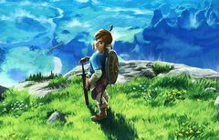 Zelda - Breath of the Wild:...