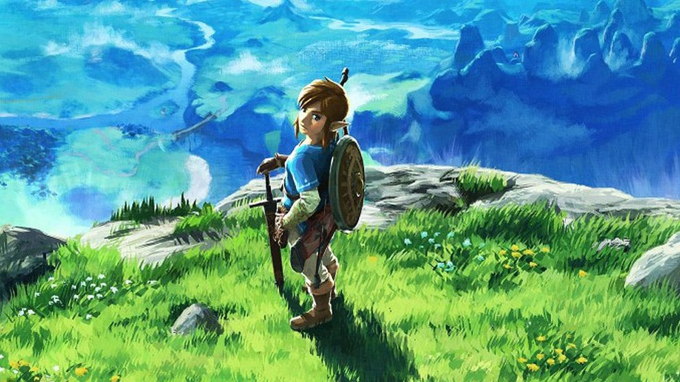 Zelda Breath of the Wild DLC Master Modus