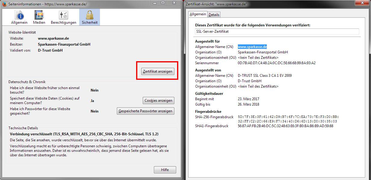 """Lösung: """"Dies ist keine sichere Verbindung"""" (Chrome) – GIGA"""