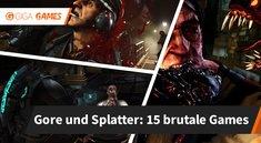 15 der blutigsten und brutalsten Games