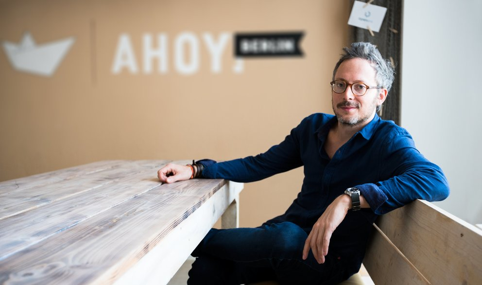 TOA-Founder und -CEO Nikolas Woischnik (Quelle: TOA / Julia Zierer)