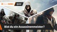 Bist du ein wahrer Meister der Assassinen?