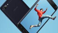 Asus ZenFone 4 Max vorgestellt: Monsterakku und Dual-Kamera für wenig Geld