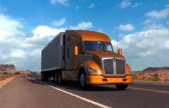 American Truck Simulator:...