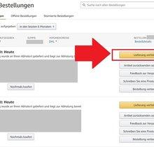 Anleitung: Mit Amazon Logistics Pakete verfolgen